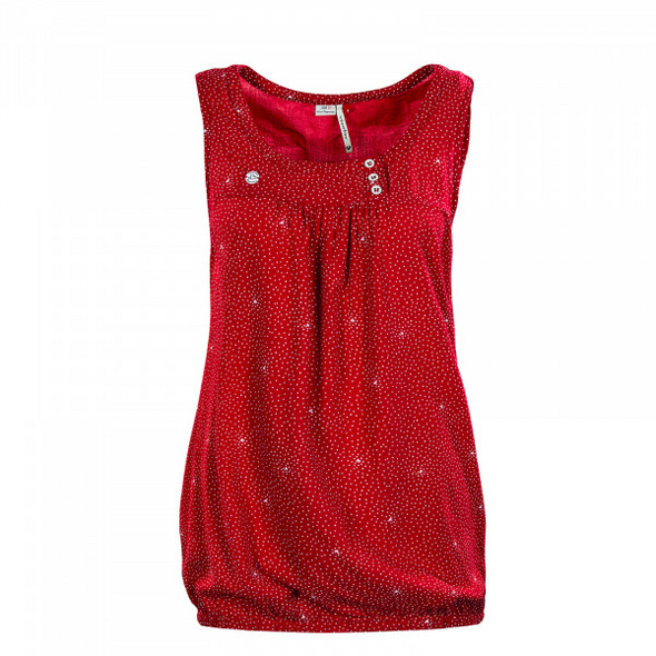Damen Top - Giselle - Red