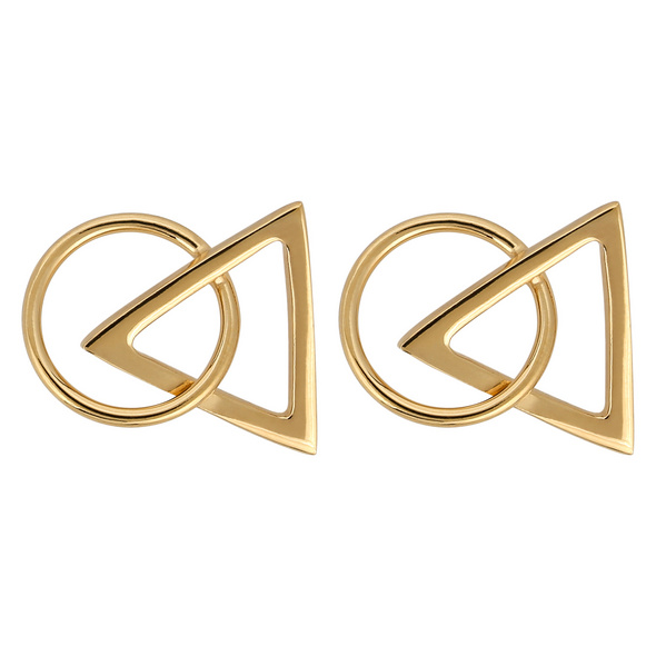 Ohrstecker - Gold Symbol