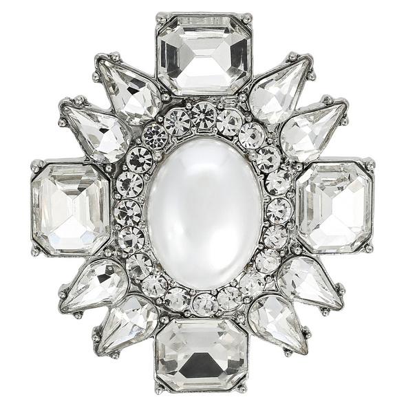 Brosche - Big Ornament