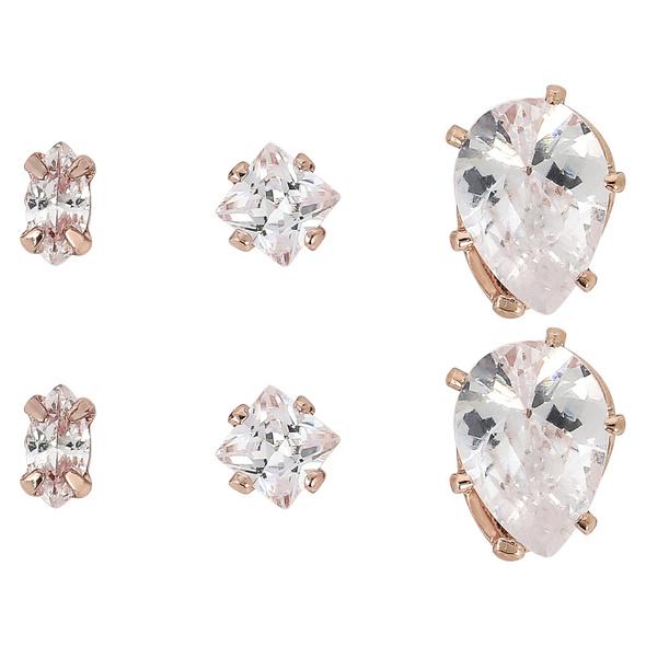 Ohrstecker-Set - Fine Crystal