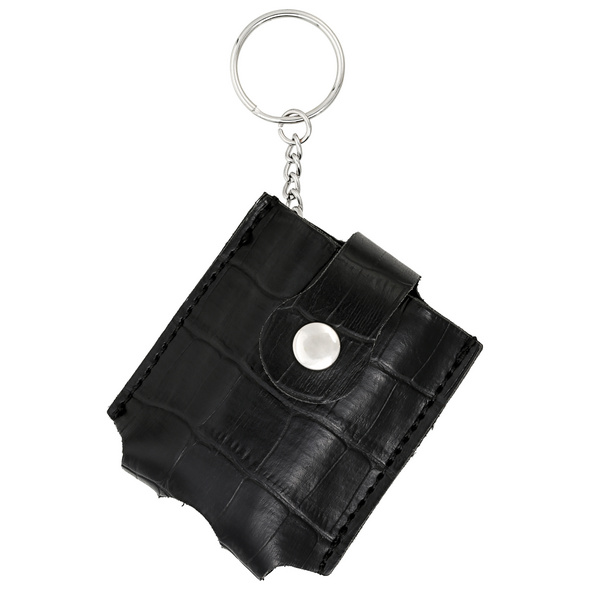 Schlüsselanhänger - Clean Black