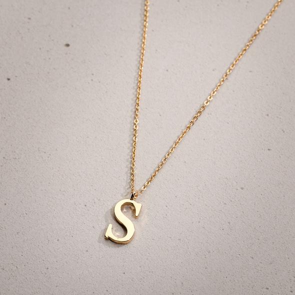 Kette - Golden S
