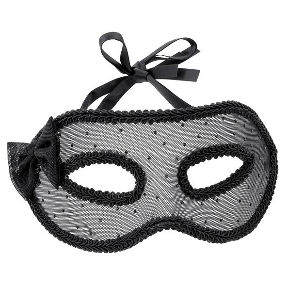 Maske - Black Illusion