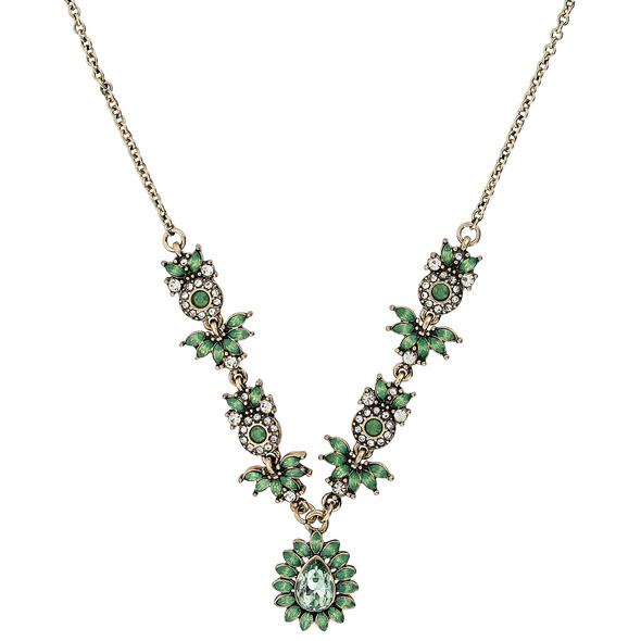 Kette - Sparkling Green