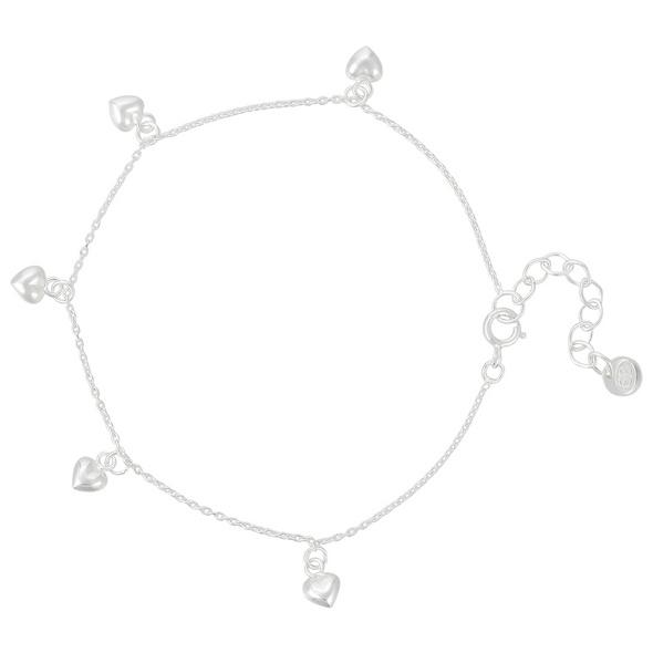Armband mit Anhänger - Little Hearts