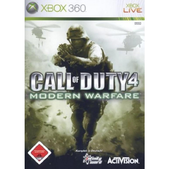 Activision Call of Duty 4 - Modern Warfare