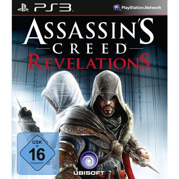 PS3 Assassins Creed Revelations