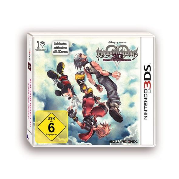 Kingdom Hearts 3D - Dream Drop Distance