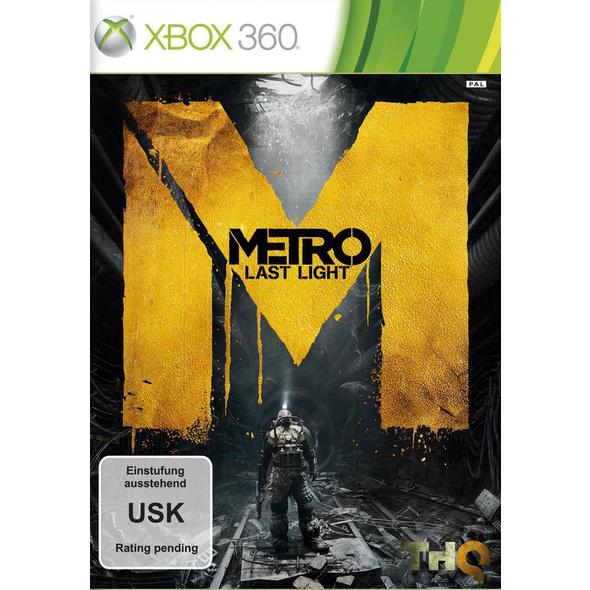 Metro Last Light (1st Edition)