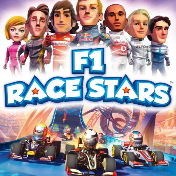 BANDAI NAMCO F1 Race Stars