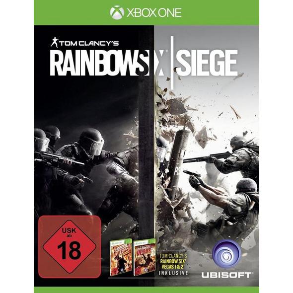 Ubisoft Tom Clancy´s Rainbow Six: Siege