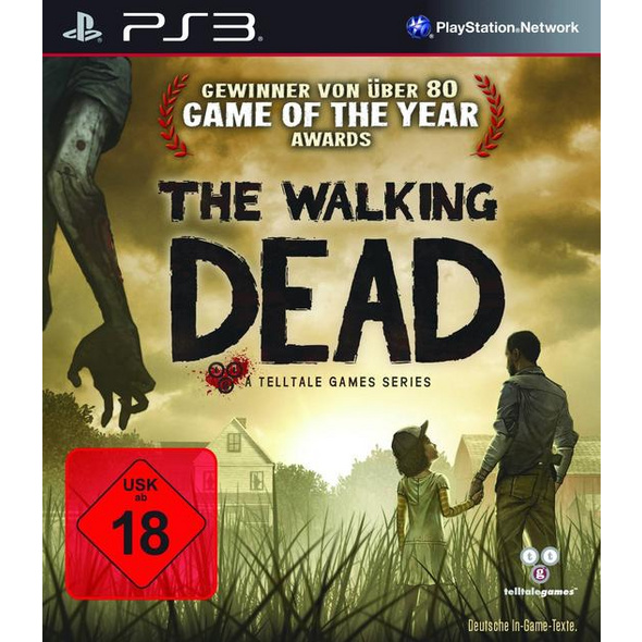 Telltale Games The Walking Dead - A Telltale Game