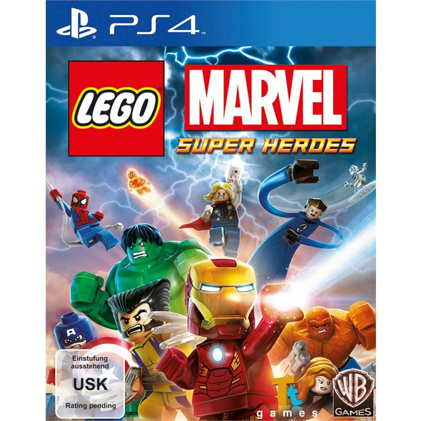 Warner Interactive LEGO Marvel Super Heroes