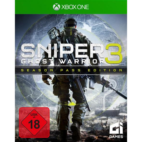 Sniper Ghost Warrior 3 - Season-Pass Edition