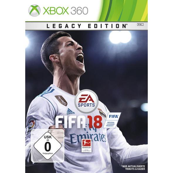 Electronic Arts Fifa 18 Legacy Edition