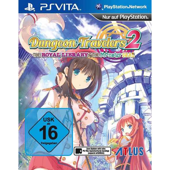 PSV Dungeon Travellers 2