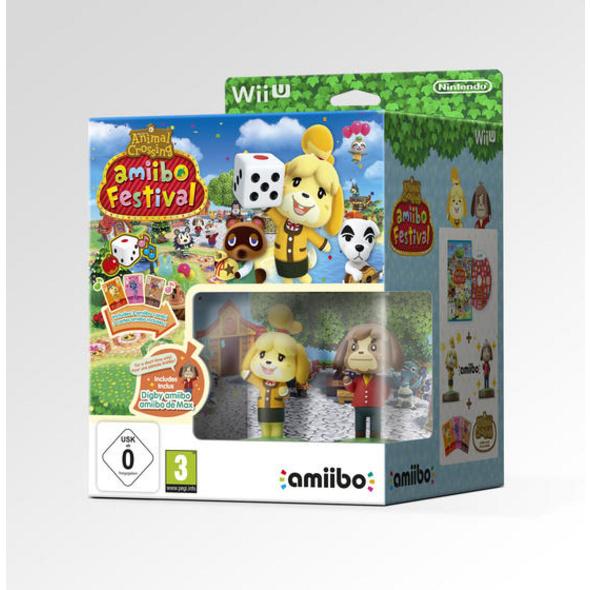 Nintendo Animal Crossing amiibo Festival