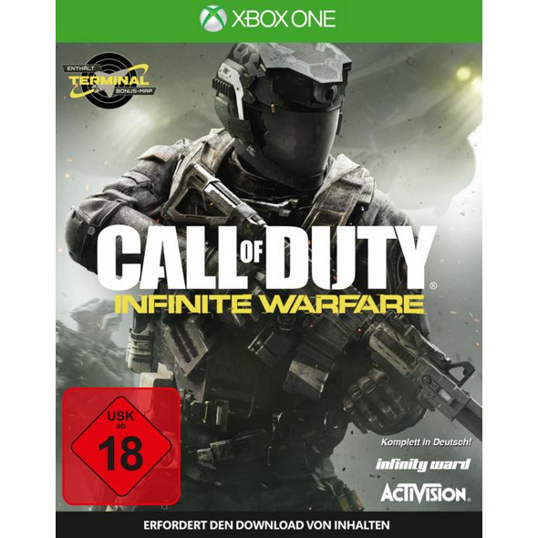 Activision Call of Duty: Infinite Warfare Standard Edition