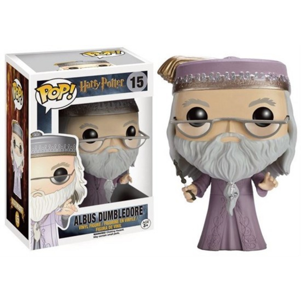 Harry Potter - POP! Vinyl-Figur Albus Dumbledore
