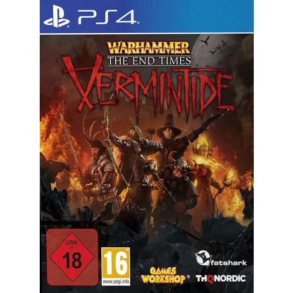 Games Workshop Warhammer - End Times Vermintide