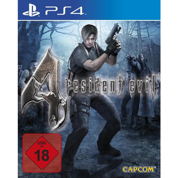 Capcom Resident Evil 4