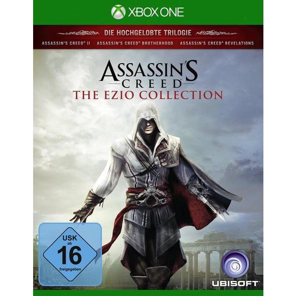 Ubisoft Assassins Creed - Ezio Collection