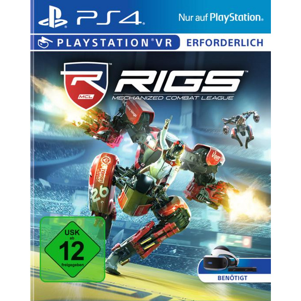 PlayStation VR RIGS: Mechanized Combat League
