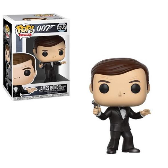 James Bond - POP! Vinyl-Figur Roger Moore
