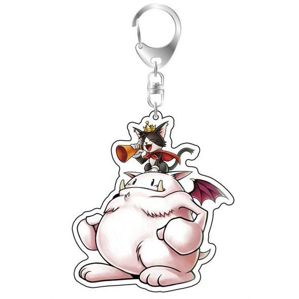 Dissidia Final Fantasy - Schlüsselanhänger Cait Sith