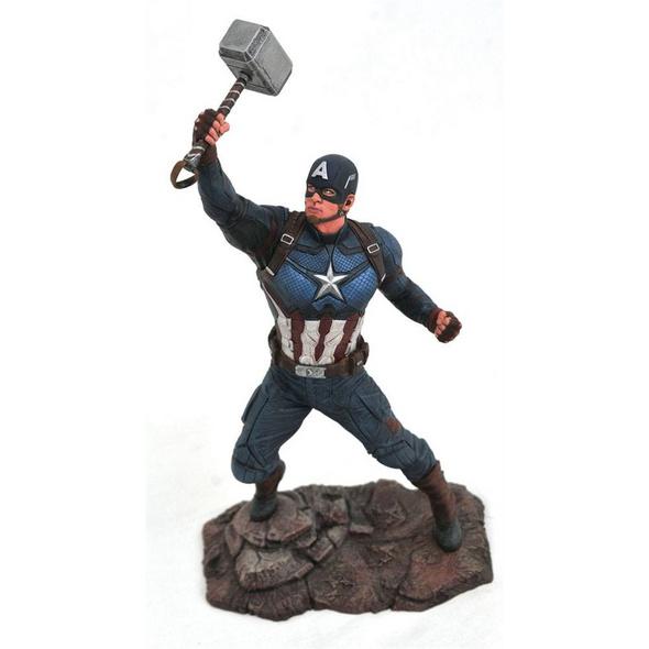 Avengers 4: Endgame - Figur Captain America