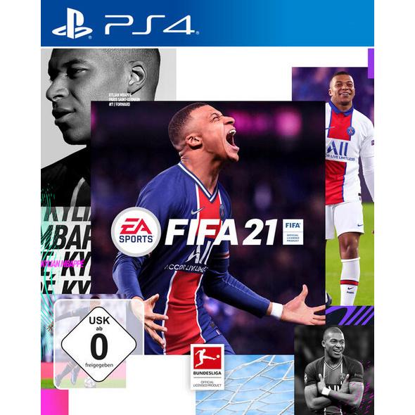 FIFA 21 - (inkl. kostenlosem Upgrade auf PS5)