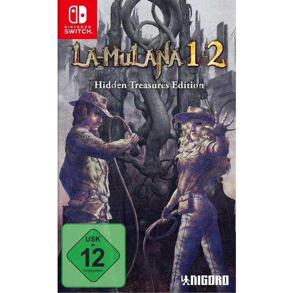 La-Mulana 1 & 2 Hidden Treasures Edition
