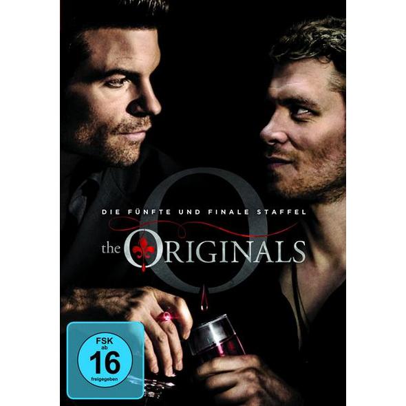The Originals - Die komplette Staffel 5 [3 DVDs]