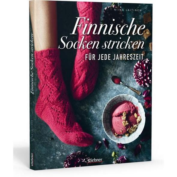 Finnische Socken stricken für jede Jahreszeit.