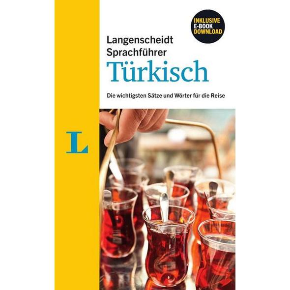 """Langenscheidt Sprachführer Türkisch - Buch inklusive E-Book zum Thema """"Essen & Trinken"""""""