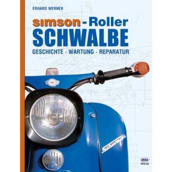 Simson - Roller Schwalbe