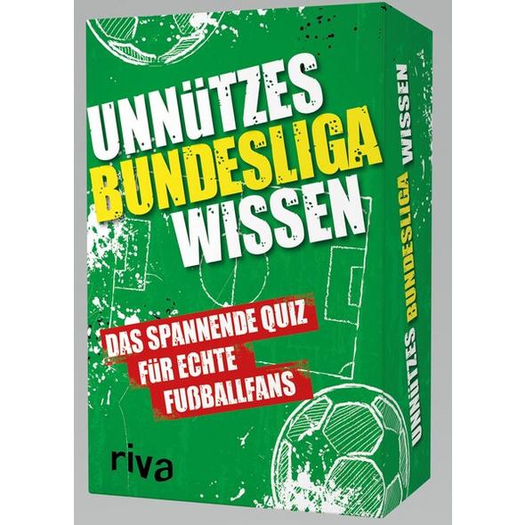 Unnützes Bundesligawissen – Das spannende Quiz für echte Fußballfans