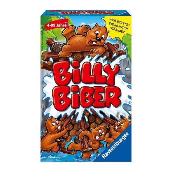Ravensburger Billy Biber, Mitbringspiel