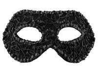Maske - Black Mystery