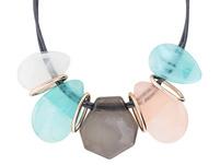 Kette - Five Pastel Stones