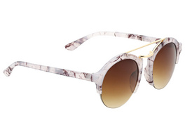 Sonnenbrille - Marbled Grey