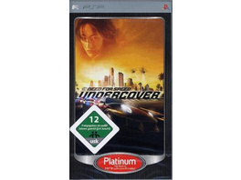 Electronic Arts Need For Speed Undercover - Platinum Edition