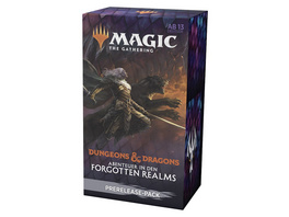 Magic the Gathering: Dungeons & Dragons - Abenteuer in den Forgotten Realms Portal der Welten CD