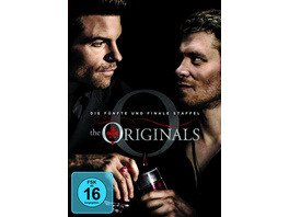 The Originals - Die komplette Staffel 5 [3 DVDs]