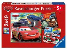 Ravensburger Cars - Weltweiter Rennspaß
